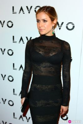 kristin cavallari in Grand Opening of Lavo NYC