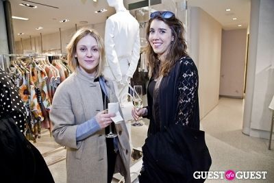 molly murry in BOYY SS14 Launch at Bergdorf's