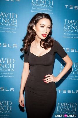 kristin soriano in David Lynch Foundation Live Presents A Night of Harmony Honoring Rick Rubin