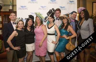 kristin tsuchimoto in SSMAC Junior Committee's 5th Annual Kentucky Derby Brunch