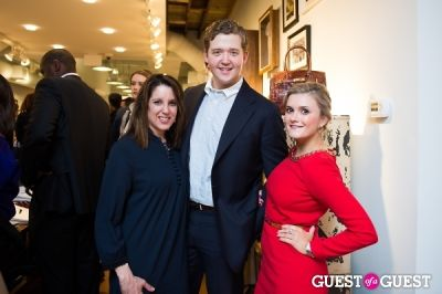 kristin verter-ikenson in GANT Spring/Summer 2013 Collection Viewing Party