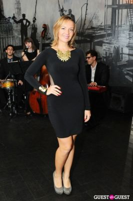kristina alexandra-kovalyuk in VandM Insiders Launch Event to benefit the Museum of Arts and Design