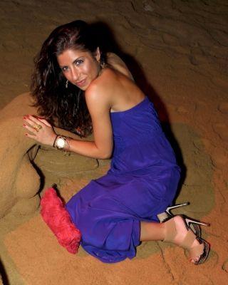 kristina briglio in Day & Night Beach Club Hamptons Magazine Party