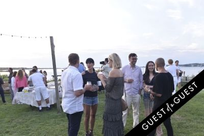 kristina cullinane in Cointreau & Guest of A Guest Host A Summer Soiree At The Crows Nest in Montauk