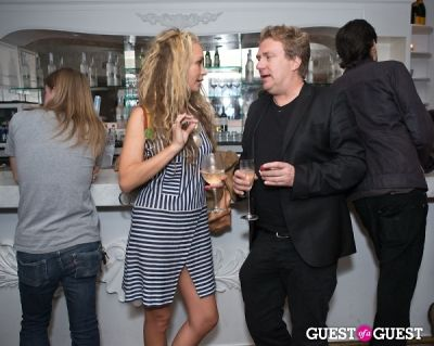 kristina korsholm in Belvedere and Peroni Present the Walter Movie Wrap Party