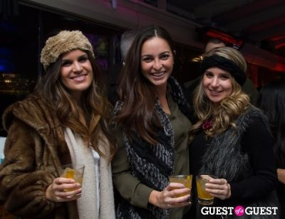 kristy jones in Après-Ski Party at W Hotel