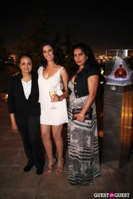 krutika pranav in Highglow Presents the Louis XIII Legacy Experience