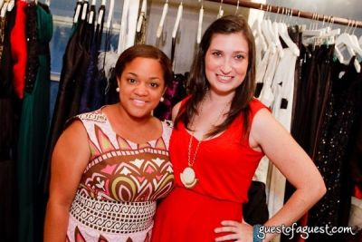 krysta johnson in The Green Room NYC Presents a Trunk Show and Cocktails