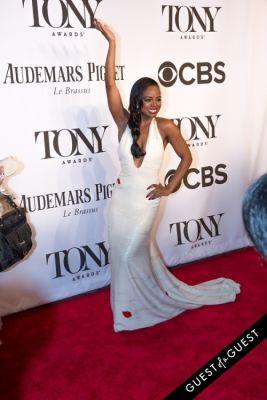 krystal joy-brown in The Tony Awards 2014