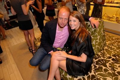 krystian von-speidel in Cole Haan & Guest of a Guest Launch Party for the Whitney Collection