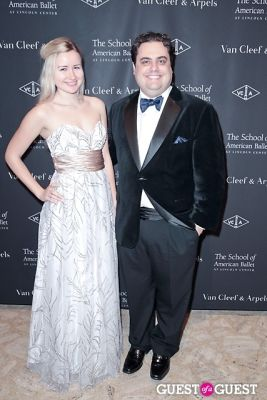 todd plutsky in The School of American Ballet Winter Ball: A Night in the Far East
