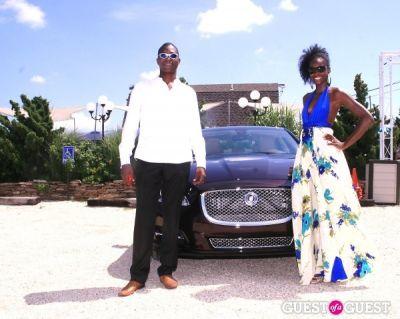 keisha omilana in The Diversity Affluence Brunch Series Honoring Leaders, Achievers & Pioneers of Diversity Presented by Jaguar