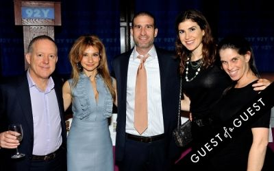 kurt feuerman in 92Y's Emerging Leadership Council second annual Eat, Sip, Bid Autumn Benefit