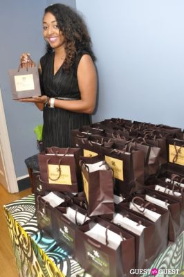 kwayera leseane in Shea Radiance Target Launch Party