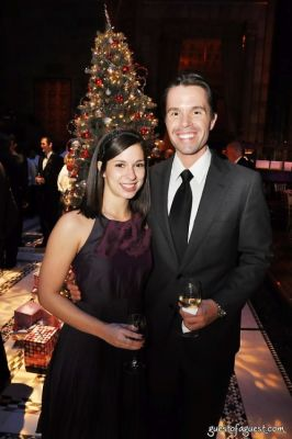 andrew torrey in The Madison Square Boys & Girls Club 43rd Annual Christmas Tree Ball