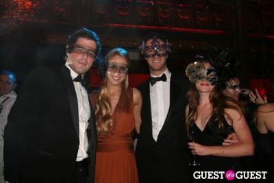 zachary sadow in Unicef 2nd Annual Masquerade Ball