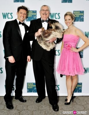 kyle slowerski in Wildlife Conservation Society Gala 2013
