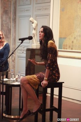 l wren-scott in L'Wren Scott at Neue Galerie New York