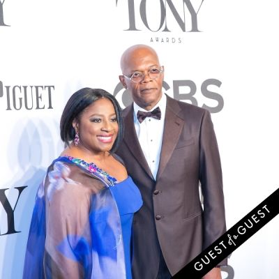 latanya richardson-jackson in The Tony Awards 2014