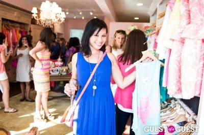 lacey chong in Britt Ryan Georgetown - Grand Opening