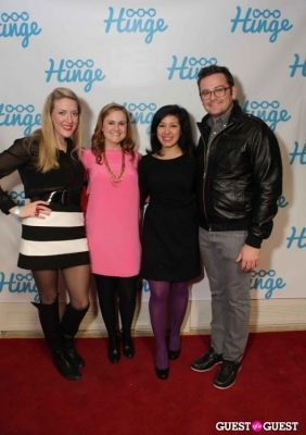 lacey campbell in Arrivals -- Hinge: The Launch Party