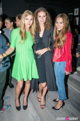 anna caracciolo in Oliver Theyskens Theory After Party