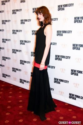 laine rettmer in New York City Opera Spring Gala 2013