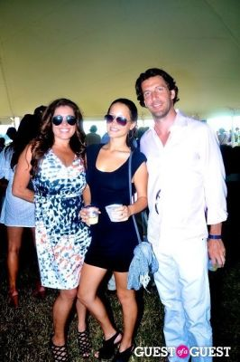 lainie copicotto in 2011 Bridgehampton Polo Challenge, week one