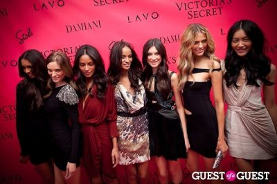 lais ribeiro in VS Fashion Show - After Party 2010