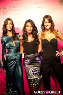 flavia de-oliveira in Victoria's Secret 2011 Fashion Show After Party