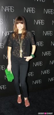 lake bell in NARS Cosmetics Launch