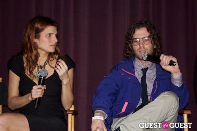 "lake bell in W Hotels, Intel and Roman Coppola ""Four Stories"" Film Premiere"