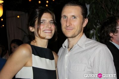 lake bell in New York magazine and The Cut's Fashion Week Party
