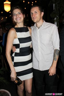 scott campbell in New York magazine and The Cut's Fashion Week Party