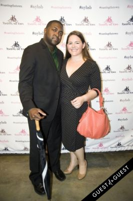lamar curtisjackie-johnson in Toasting the Town Presents the First Annual New York Heritage Salon & Bounty