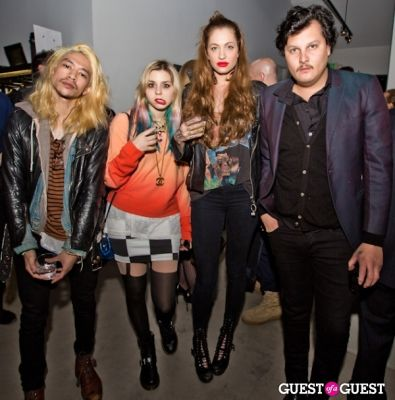 porcelain black in Cerre FW13 Film / Installation / Performance & Collection Presentation