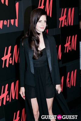 lana del-rey in H&M Hosts Private Concert with Lana Del Rey