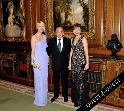 lana smith in The Frick Collection Young Fellows Ball 2015