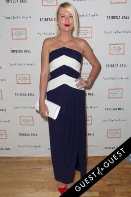 lana smith in NY Academy of Art's Tribeca Ball to Honor Peter Brant 2015