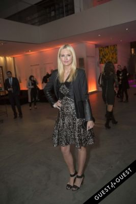 lana smith in MoMa Amory Party