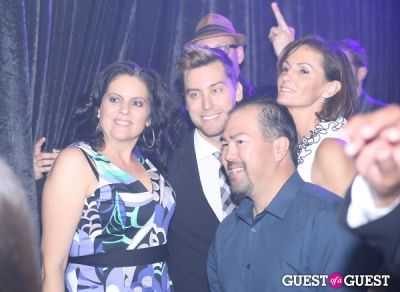 lance bass in Pandora Hosts After-Party Featuring Adrian Lux on Music's Most Celebrated Night