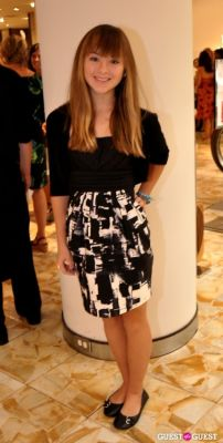 lane wallace-megginson in Armani Brunch for St. Jude at Neiman Marcus Mazza Gallerie