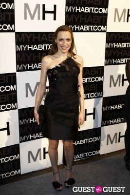 lara meiland-shaw in MYHABIT and CFDA Incubators Take Fashion by Storm