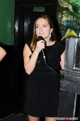 larkin bailey in New York Junior League Debutante Ball Afterparty