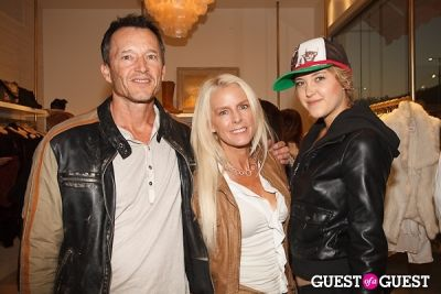 mckenna abbott in Calypso St. Barth's October Malibu Boutique Celebration