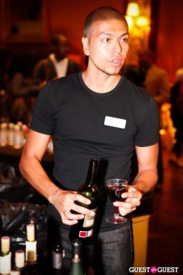 larry arias in SpaWeek Launch Party
