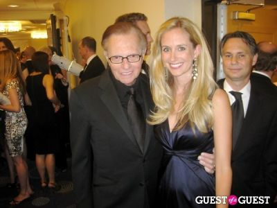 larry king in WHCD Weekend