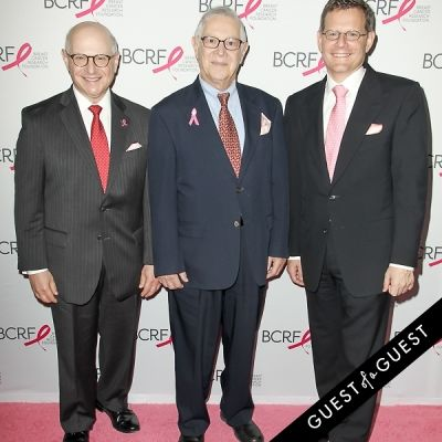 larry norton in Breast Cancer Foundation's Symposium & Awards Luncheon