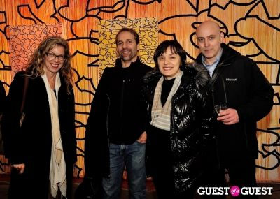 ana menezes in COLOR or COLOUR Exhibition Opening