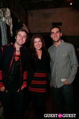 laura brainer in Ronnie Fieg's Flagship Store Launch